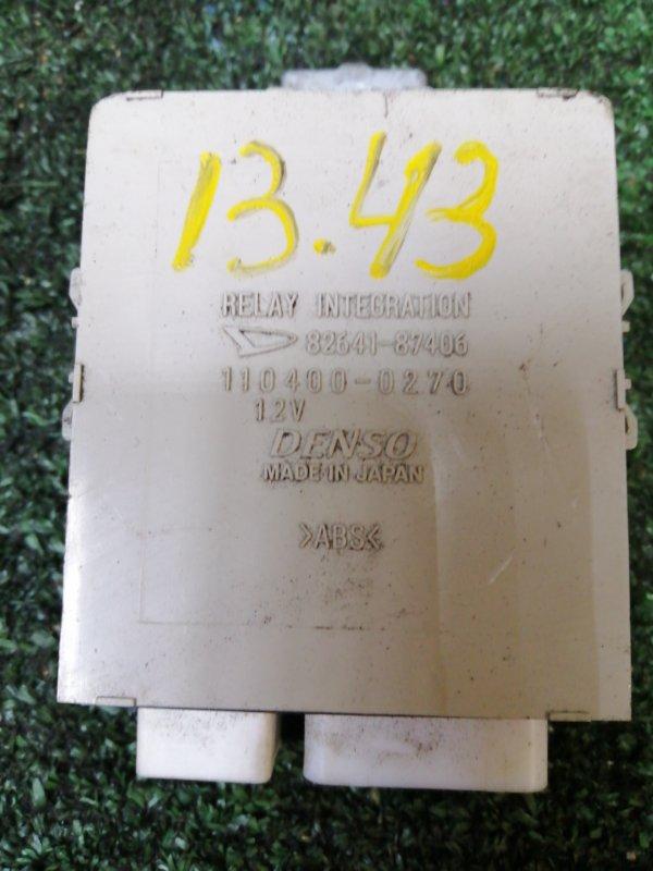 Блок управления Daihatsu Terios Kid J111G EF-DEM