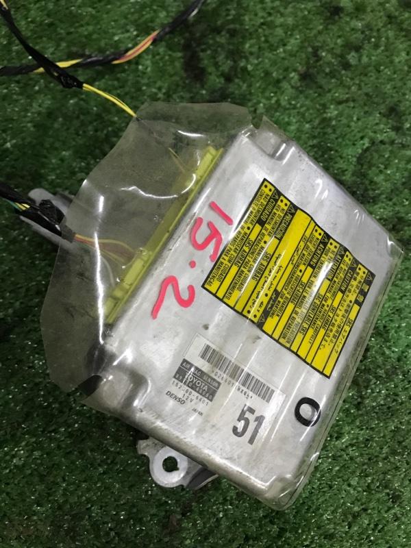 Блок управления airbag Toyota Harrier ACU30W 2AZ-FE
