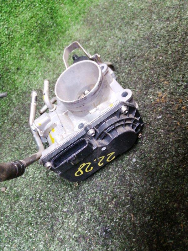 Заслонка дроссельная Honda Insight ZE2 LDA