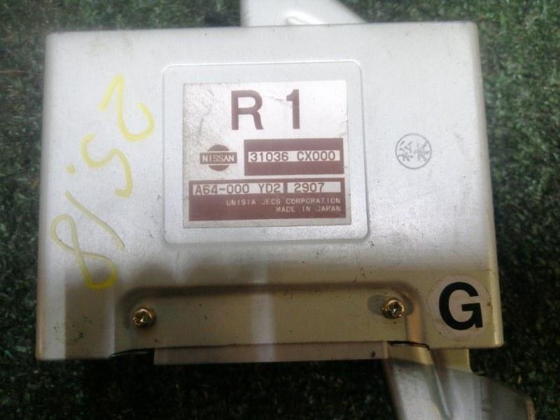 Блок управления кпп Nissan Serena TNC24 QR20DE 2002