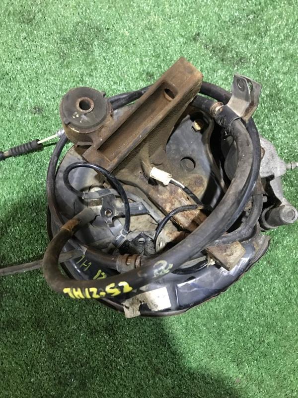 Шланг тормозной Toyota Windom MCV21 2MZ-FE задний левый