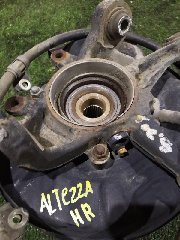 Ступица Toyota Altezza SXE10 задняя правая