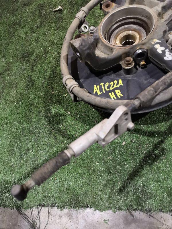 Трос ручника Toyota Altezza SXE10 задний правый