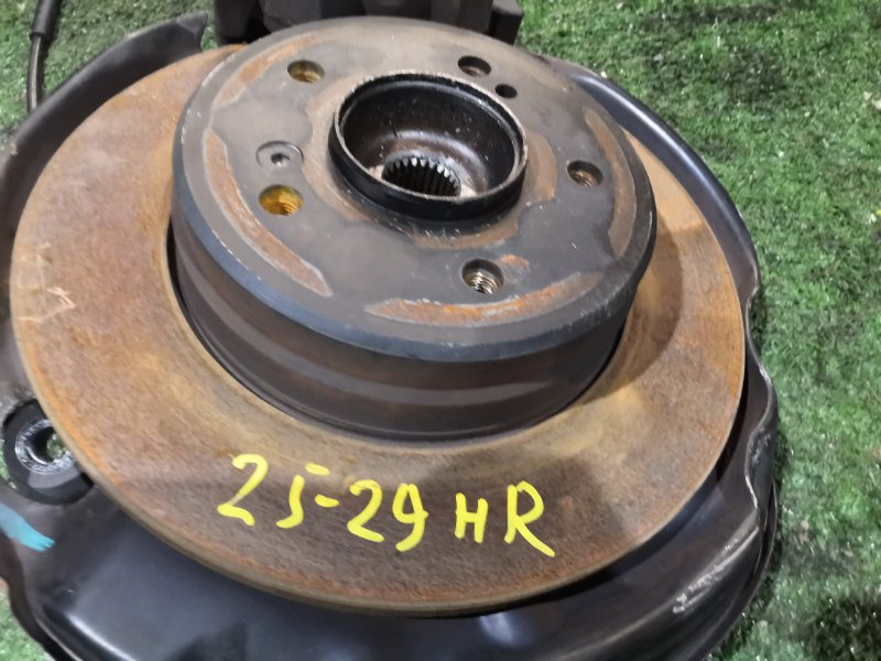 Ступица Mercedes-Benz Slk 230 Kompressor 111.973 задняя правая
