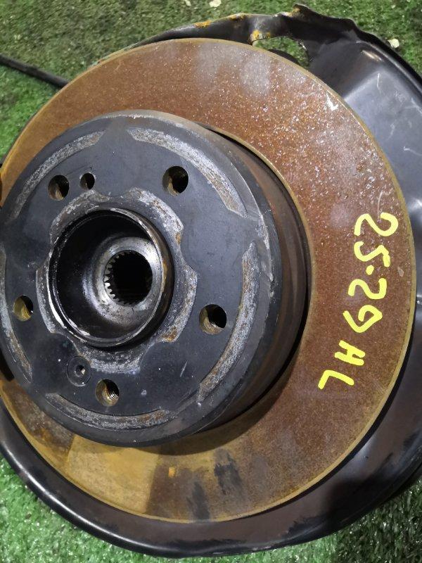 Диск тормозной Mercedes-Benz Slk 230 Kompressor 111.973 1998 задний левый