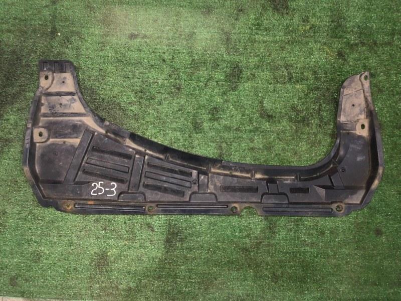 Защита двс Nissan Tiida C11 HR15DE