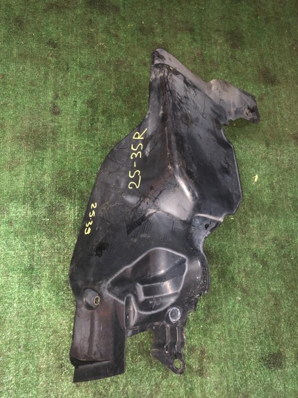 Защита двс Subaru Legacy BP5 EJ203 правая