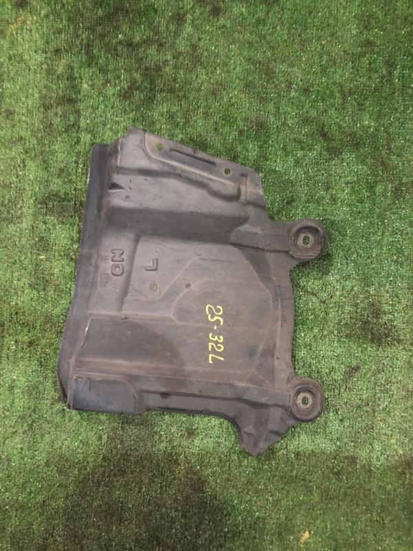 Защита двс Nissan Presage TU31 QR25DE 2006 левая