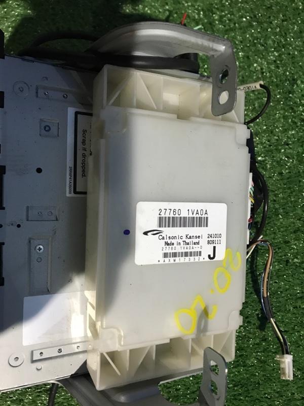 Блок управления климат-контролем Nissan Serena C26 MR20DD