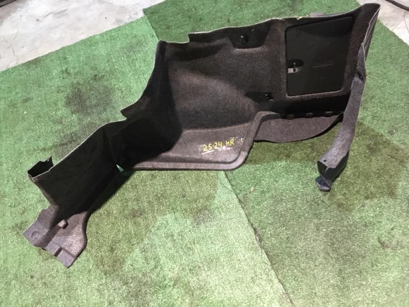 Обшивка багажника Honda Torneo CF4 F20B задняя правая