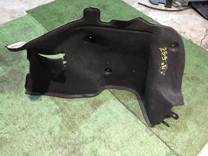 Обшивка багажника Nissan Tiida C11 HR15DE задняя правая