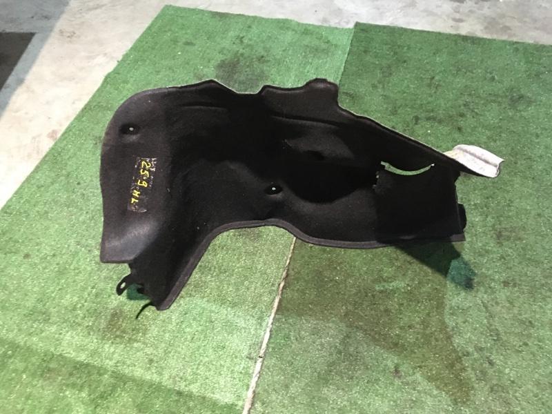 Обшивка багажника Nissan Tiida C11 HR15DE задняя левая