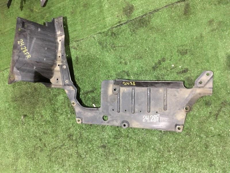 Защита двс Mitsubishi Galant CX4A 4B11 передняя правая
