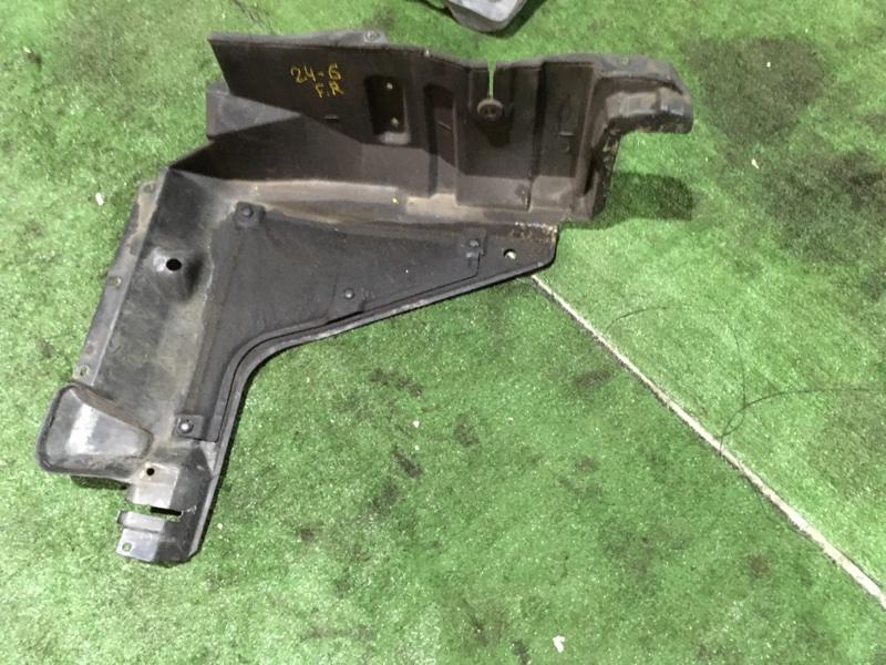 Защита двс Mitsubishi Diamante F31A 6G73 передняя правая