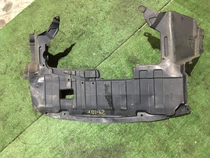 Защита двс Honda Airwave GJ1 L15A передняя