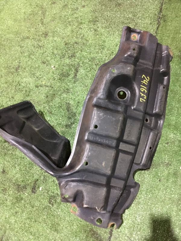 Защита двс Toyota Vitz NCP91 1NZ-FE передняя левая