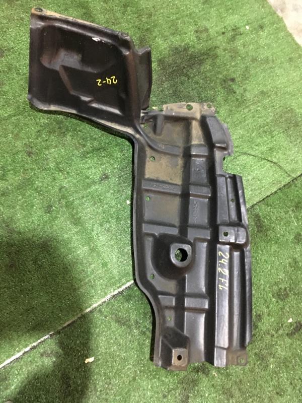 Защита двс Toyota Vitz SCP90 2SZ-FE передняя левая