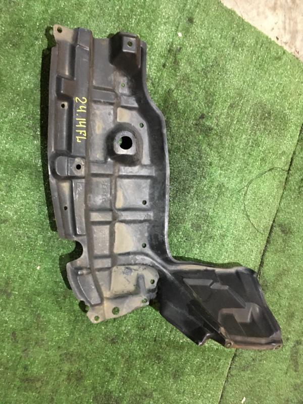 Защита двс Toyota Ractis SCP100 2SZ-FE передняя левая