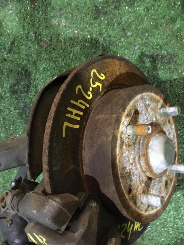 Диск тормозной Honda Torneo CF4 F20B задний левый