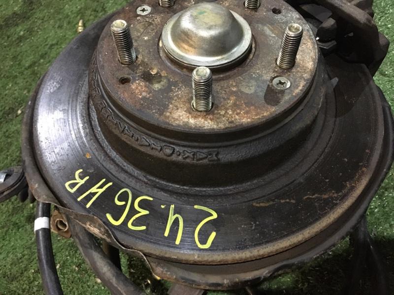 Диск тормозной Honda Odyssey RA6 F23A задний правый
