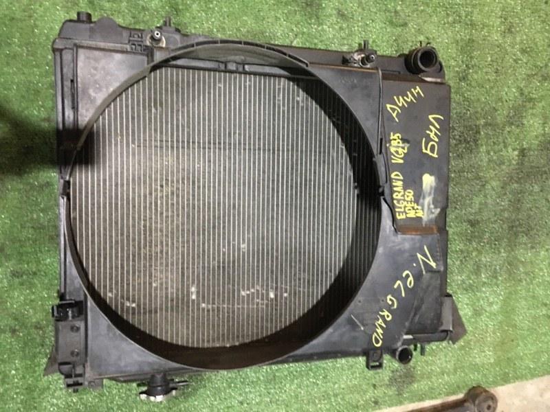Радиатор двигателя Nissan Elgrand APE50 VQ35