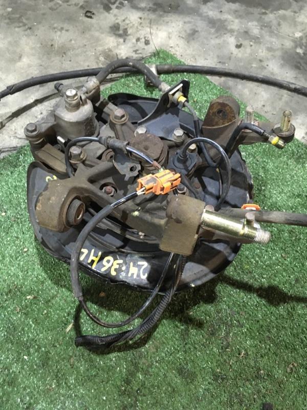 Шланг тормозной Honda Odyssey RA6 F23A задний левый