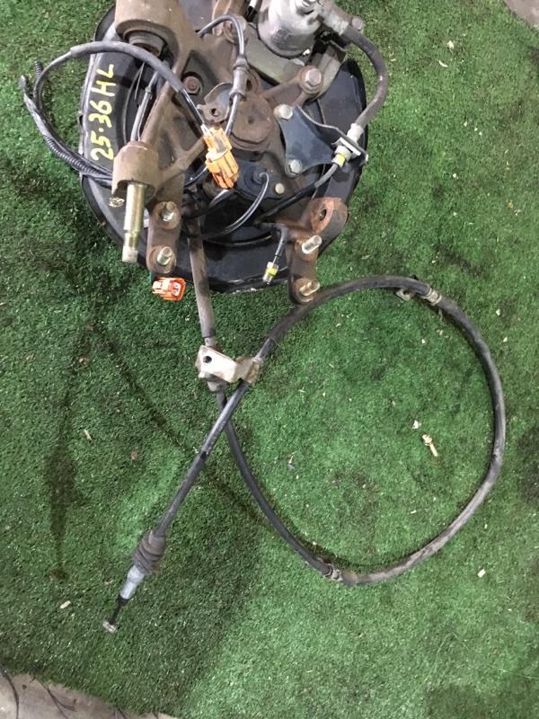 Трос ручника Honda Odyssey RA6 F23A задний левый