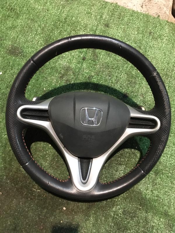 Руль Honda Stream RN8 R20A