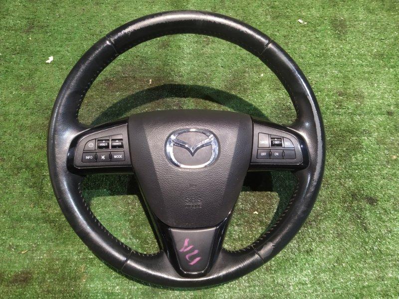 Руль Mazda Atenza GHEFW LF-VE