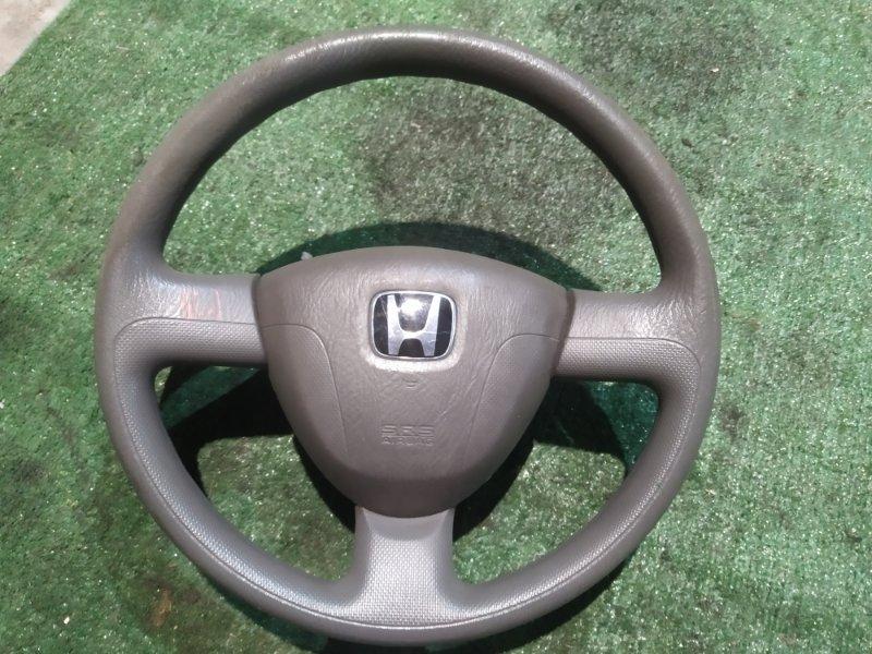 Руль Honda Mobilio GB1 L15A