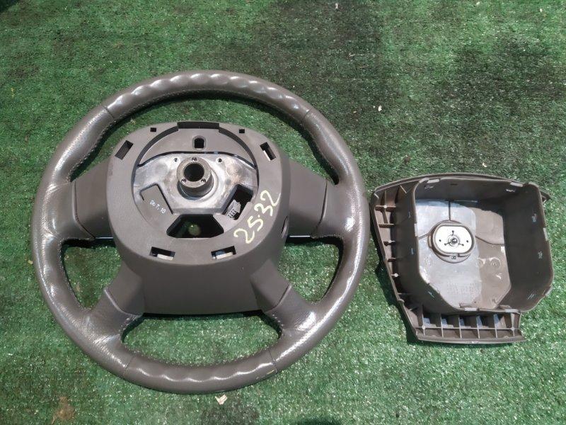 Руль Nissan Presage TU31 QR25DE
