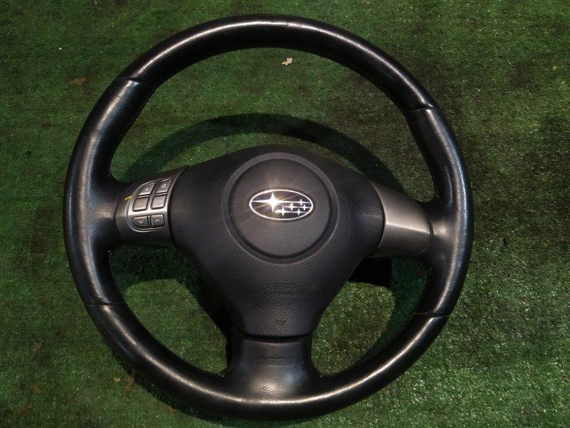 Руль Subaru Legacy BP5 EJ203