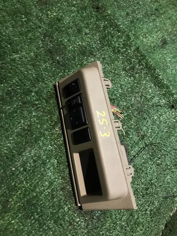 Блок управления зеркалами Nissan Tiida C11 HR15DE