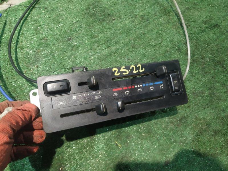 Блок управления климат-контролем Toyota Townace CR52V 3C-E 1998