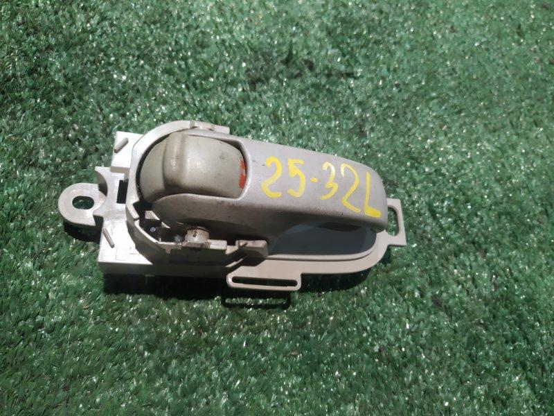 Ручка внутренняя Nissan Presage TU31 QR25DE левая