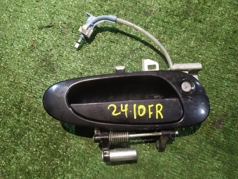 Ручка наружная Honda Airwave GJ1 L15A передняя правая