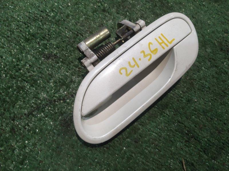 Ручка наружная Honda Odyssey RA6 F23A задняя левая