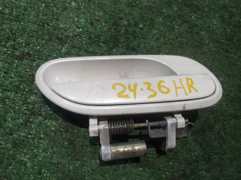Ручка наружная Honda Odyssey RA6 F23A задняя правая