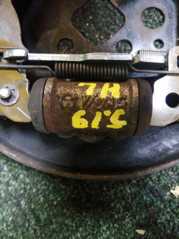 Рабочий тормозной цилиндр Suzuki Swift ZC71S K12B задний левый
