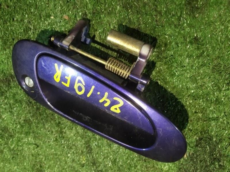Ручка наружная Honda Stream RN3 K20A передняя правая