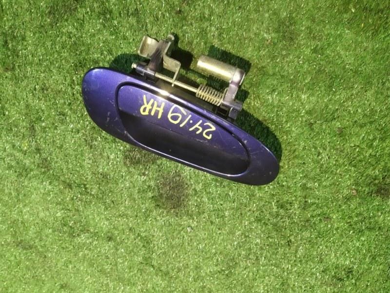 Ручка наружная Honda Stream RN3 K20A задняя правая