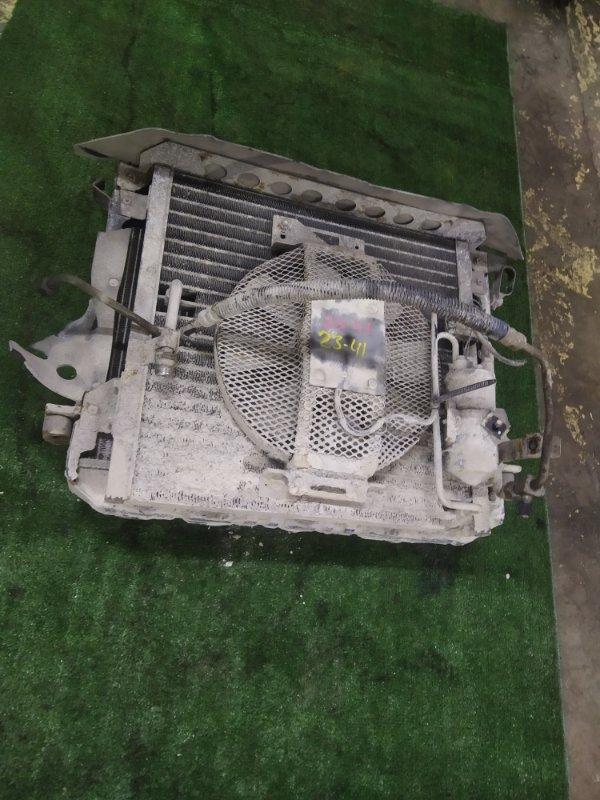 Радиатор двигателя Nissan Atlas SP4F23 TD27