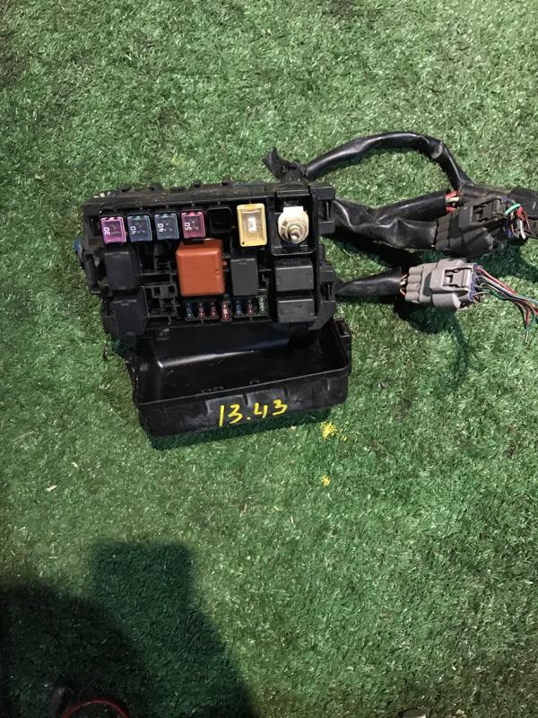 Блок реле и предохранителей Daihatsu Terios Kid J111G EF-DEM