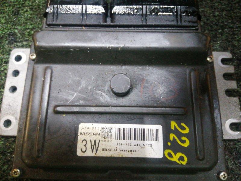 Блок управления двс Nissan Ad VHNY11 QG18DE