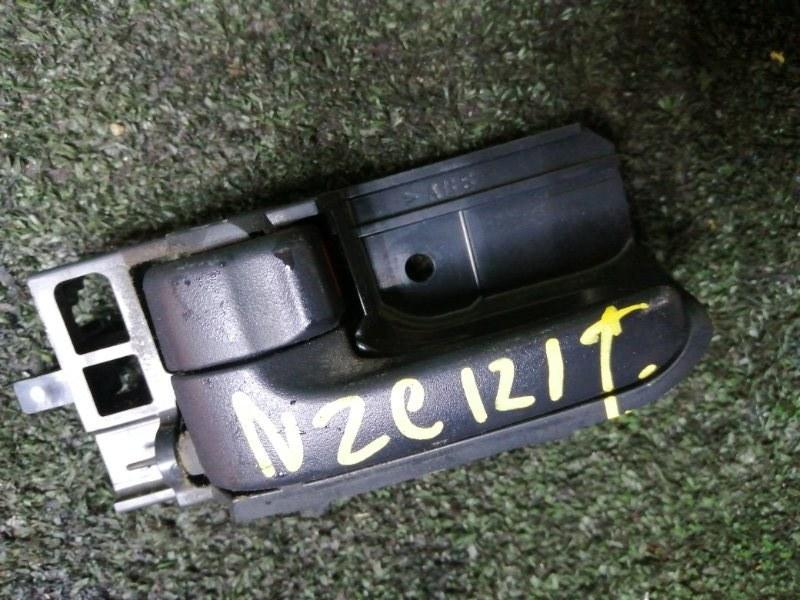 Ручка внутренняя Toyota NZE121 передняя левая