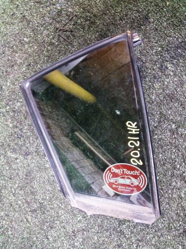 Форточка дверная Mazda Axela BLEFP LF задняя правая