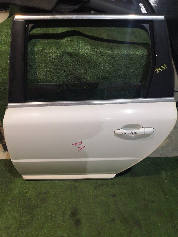Дверь боковая Volvo V70 B5254T6 2009 задняя левая