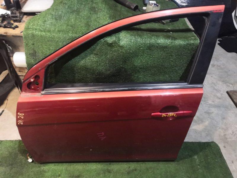 Дверь боковая Mitsubishi Galant CX4A 4B11 передняя левая