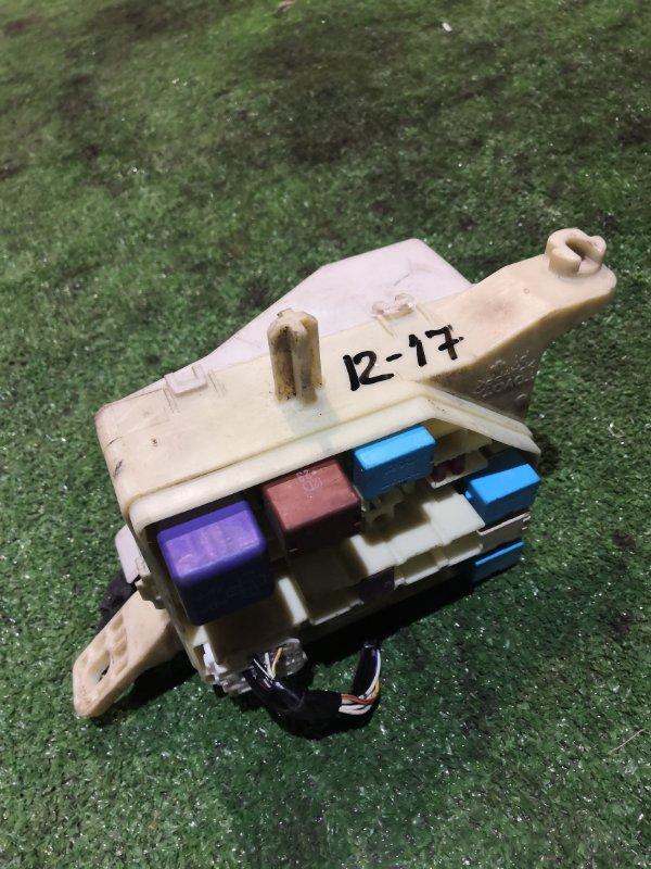 Блок реле и предохранителей Toyota Vitz NCP15 2NZ-FE