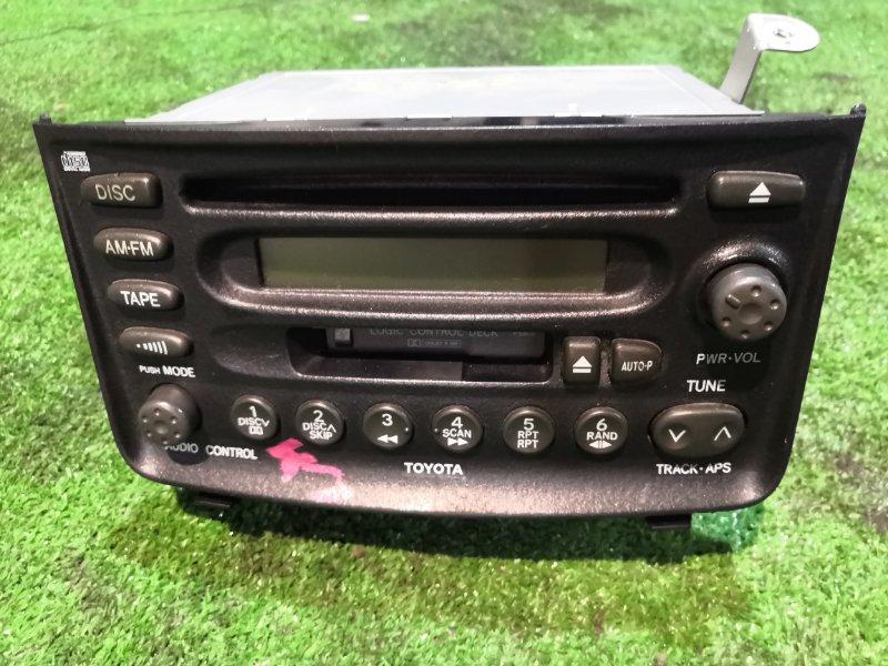 Магнитола Toyota Funcargo NCP20 2NZ-FE 1999